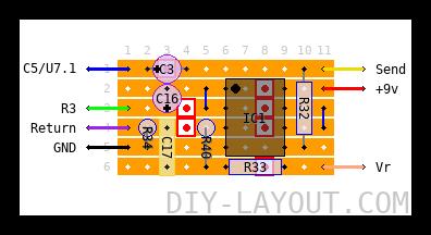 iSP Decimator - G String add-on